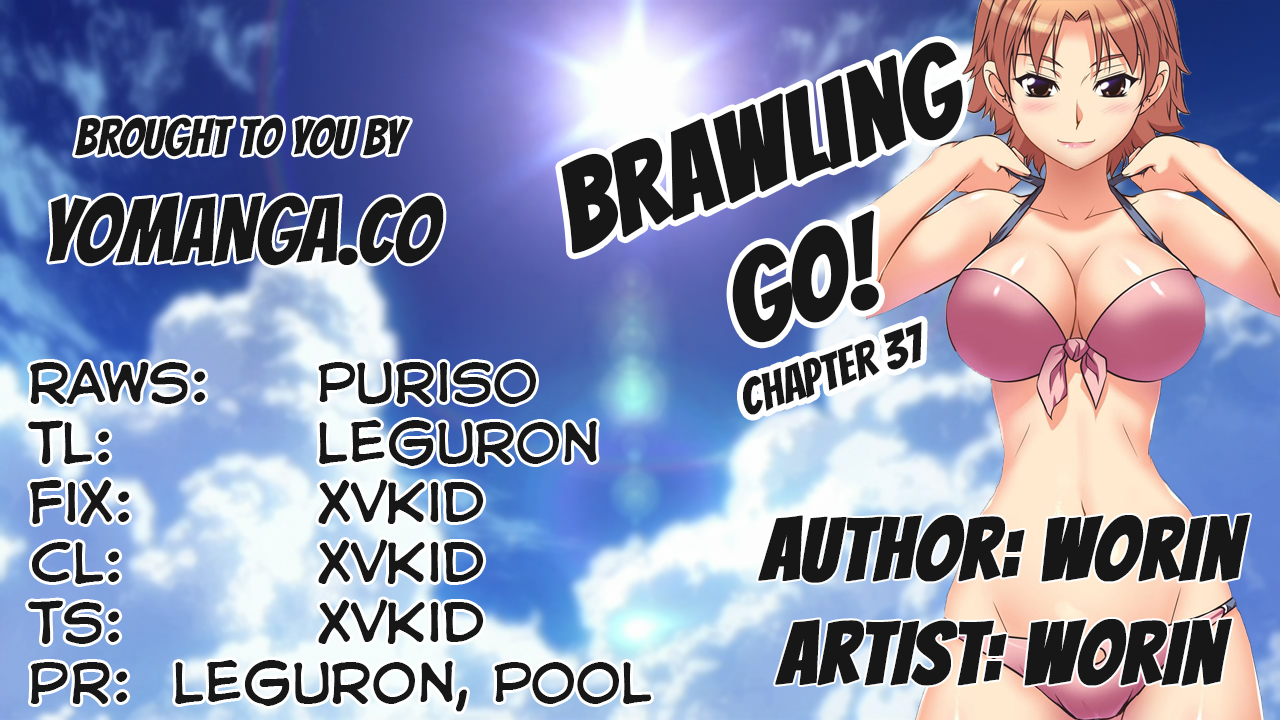Brawling Go - Chapter 38