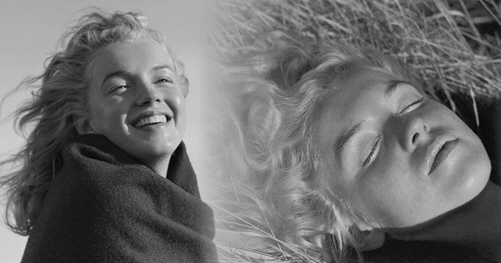 Marilyn Monroe, Σπάνιες Φωτογραφίες, 20 Ετών