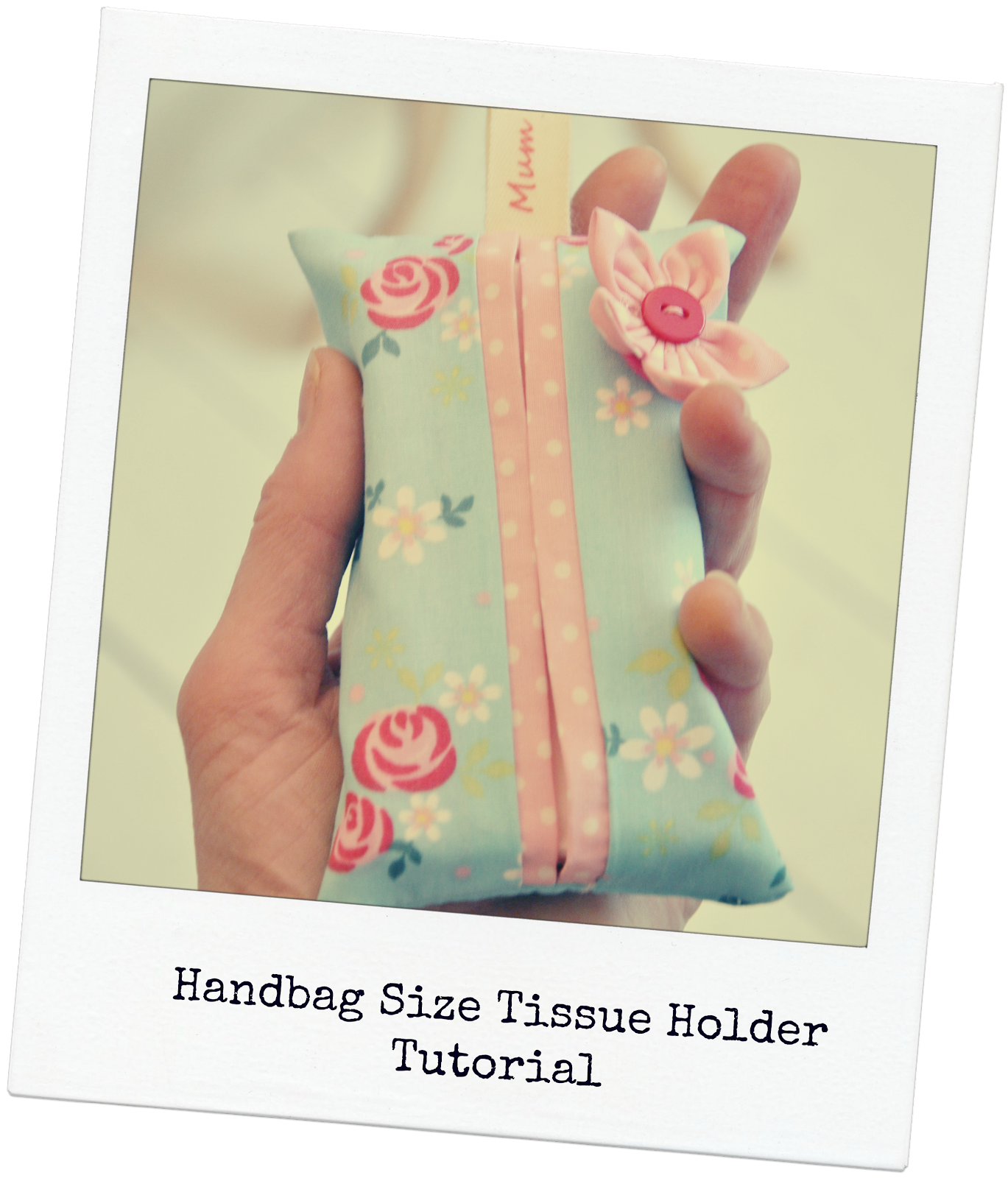 Handbag Size Tissue Holder