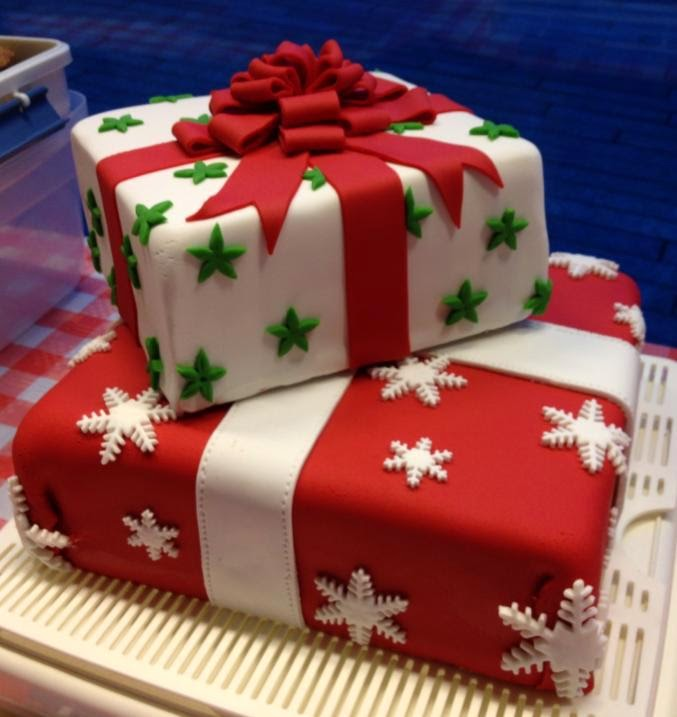 Alternative Christmas Cake Ideas