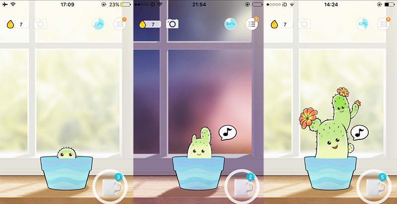 Lifestyle   Plant Nanny - The App That Keeps You Hydrated