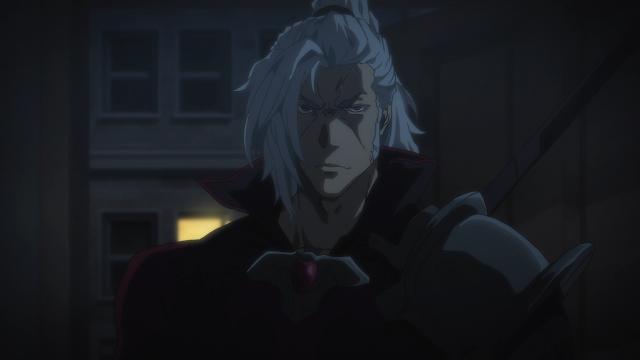 الحلقة السابعة من Garo - Vanishing Line