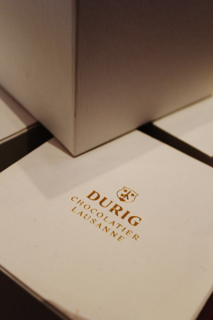 Durig, Lausanne - The Wayfarer