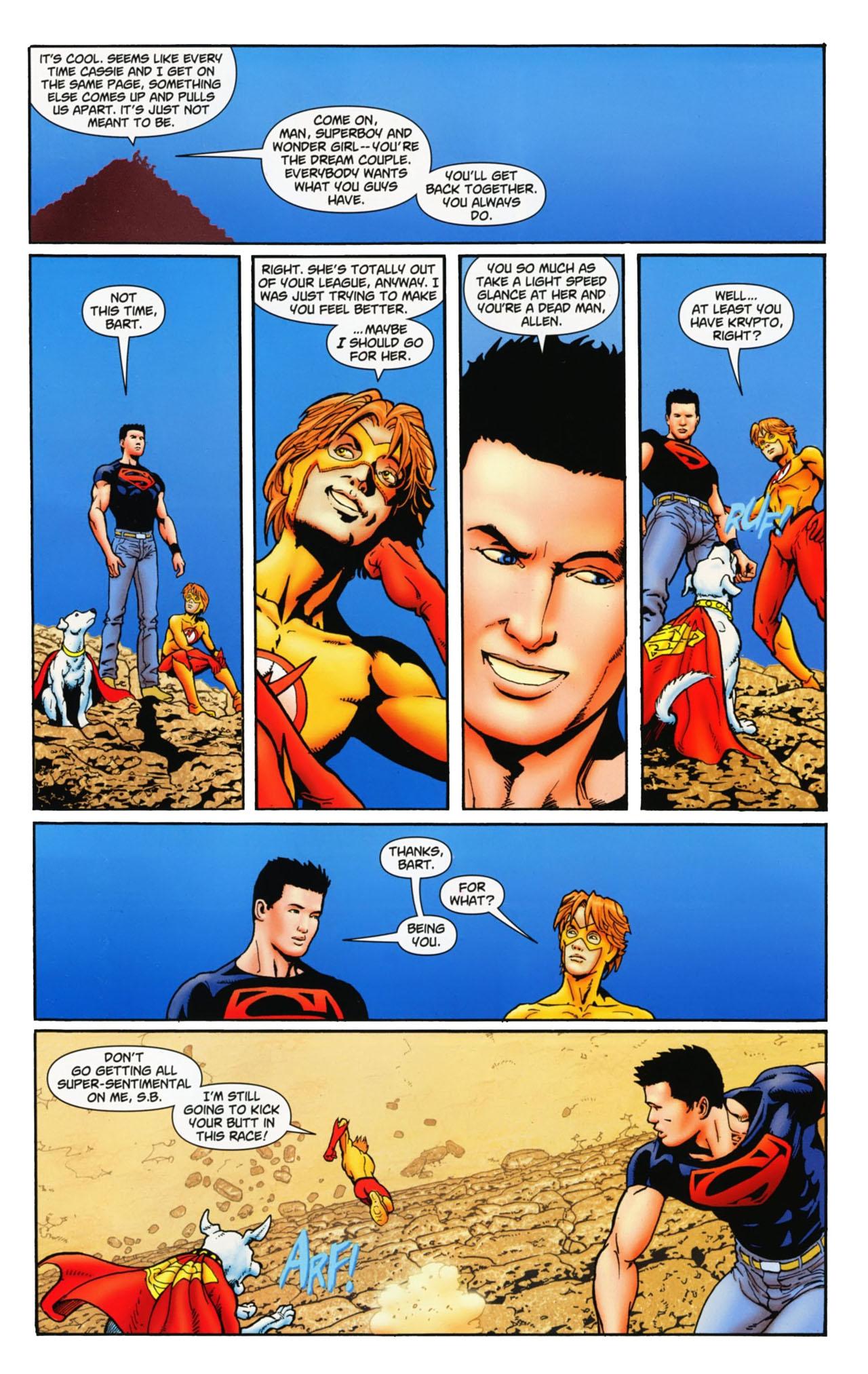 Superboy [I] Issue #5 #5 - English 16
