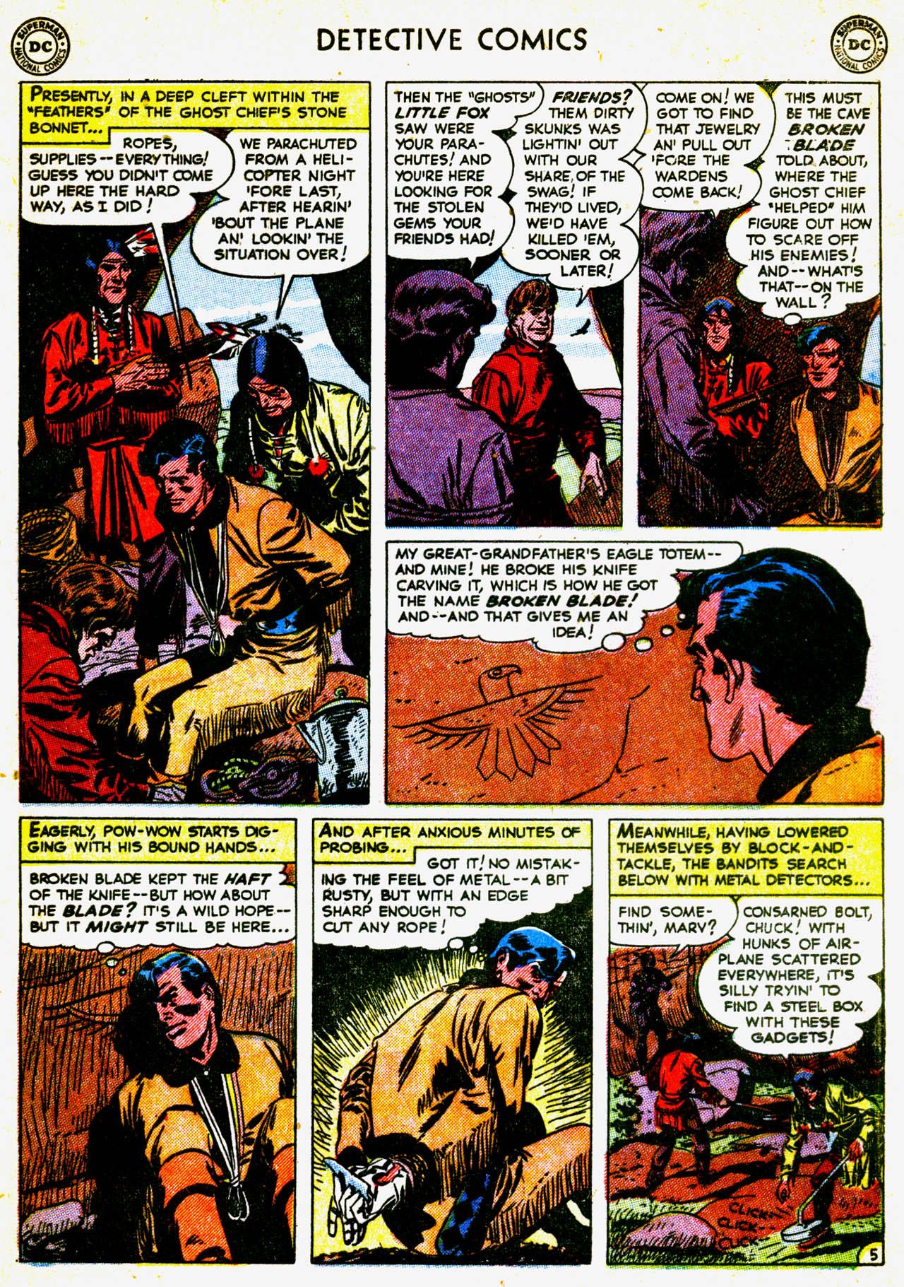 Detective Comics (1937) 180 Page 39