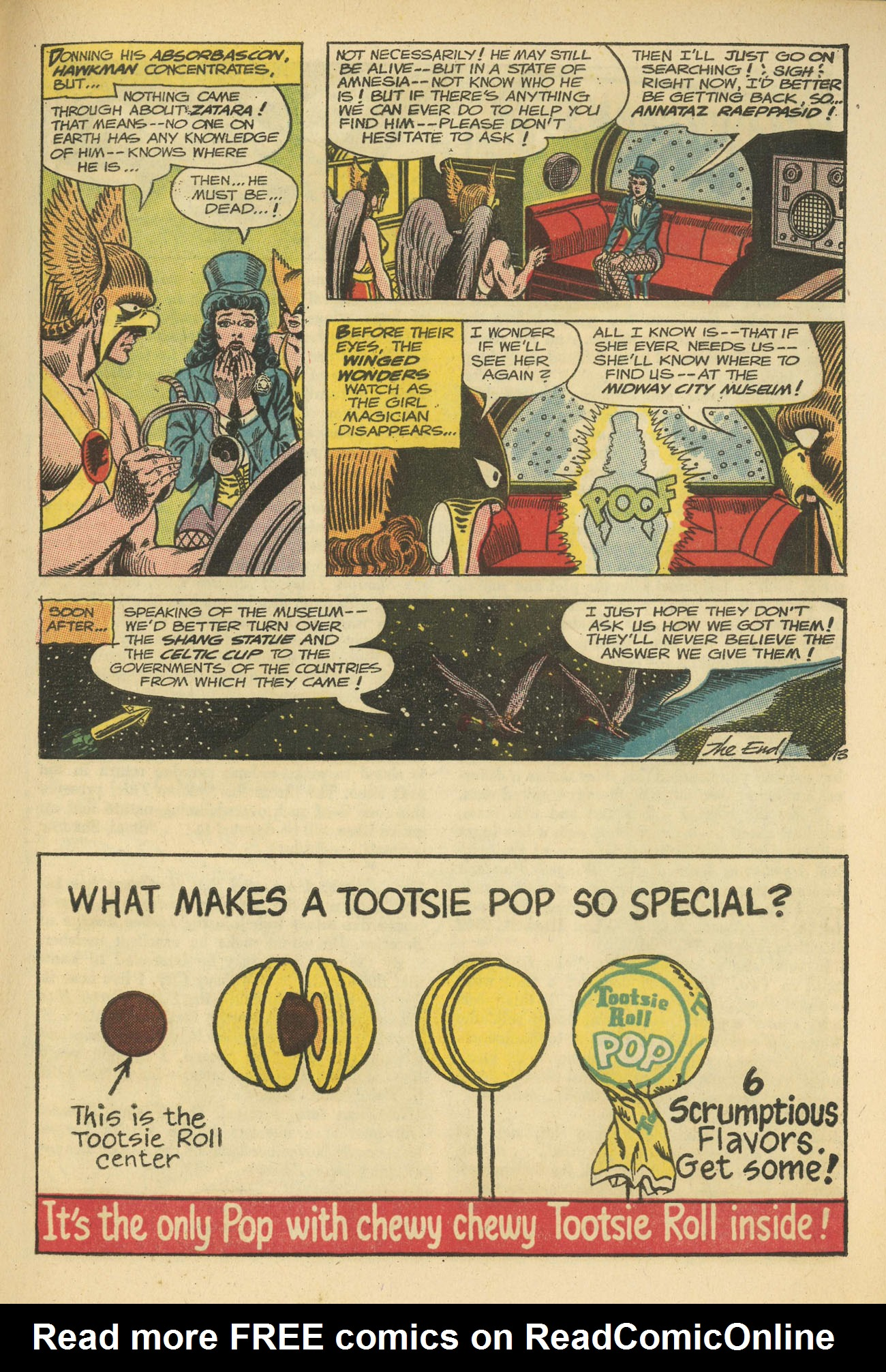 Hawkman (1964) issue 4 - Page 17