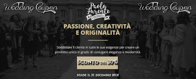 coupon matrimonio video paolo furente