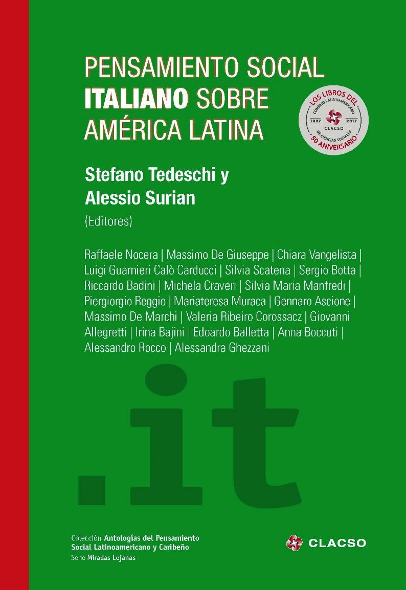 Pensamiento social Italiano sobre América Latina – Stefano Tedeschi