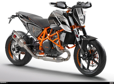 New KTM 690 DUKE 2016 Hd Pictures