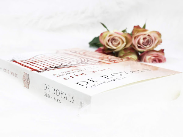 Boek Review | De Royals (Geheimen) - Erin Watt