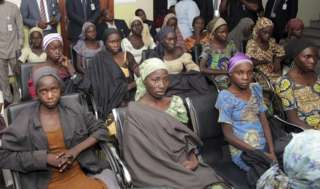 New Chibok girl found