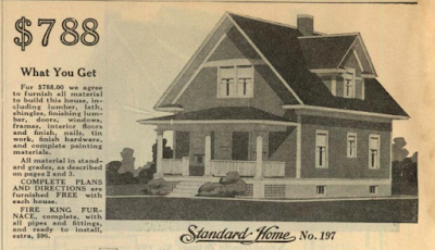 GVT Standard Home No. 197 1916