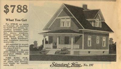 GVT Standard Home No. 197 1916