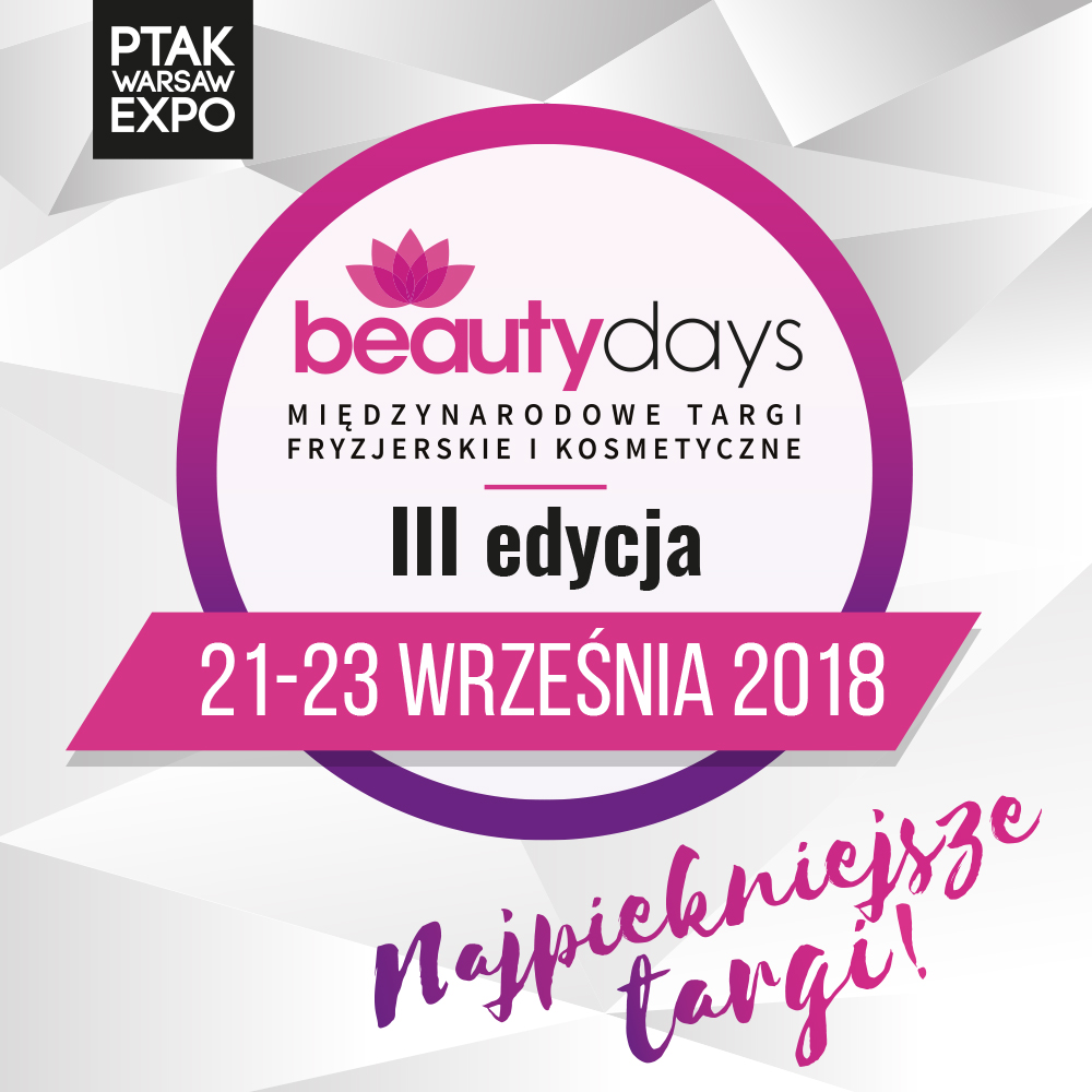 TARGI BEAUTY DAYS 2018