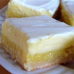 Cheesecake Lemon Bars – Tasty Apron