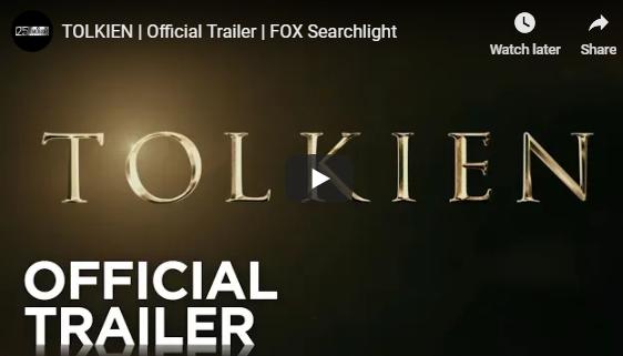 TOLKIEN - Trailer