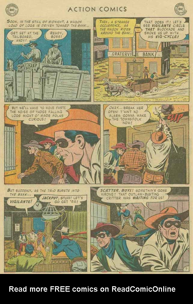 Read online Action Comics (1938) comic -  Issue #173 - 42
