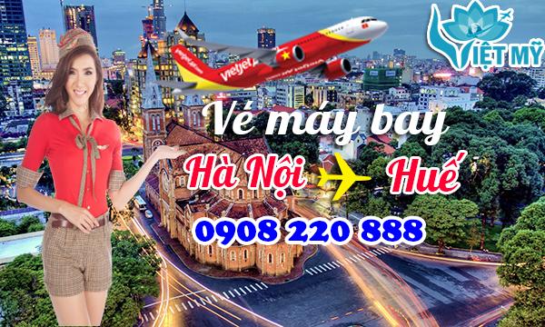 Vé máy bay Huế đi Sài Gòn