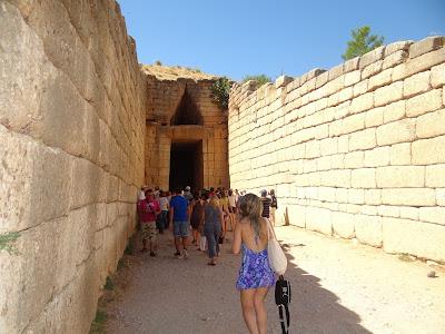Tumulo de Agamemnon