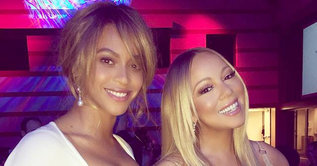 Se rumorea colaboración entre Beyoncé y Mariah Carey