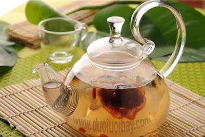 trà hạt ươi