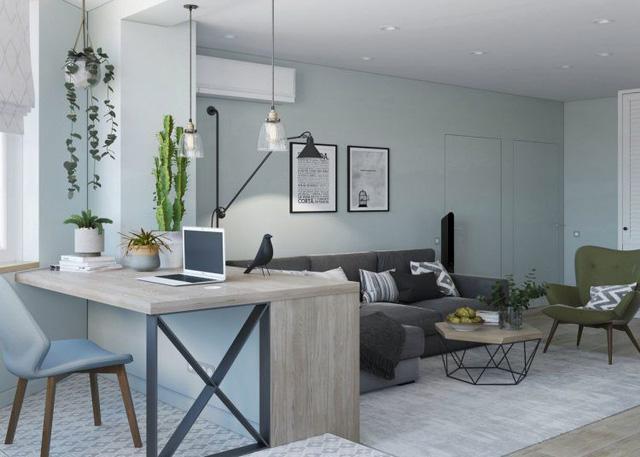 Thiết kế căn hộ 84m2 - Ảnh 5