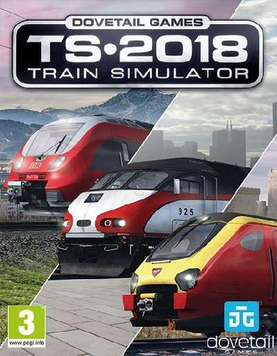 train  - Train Simulator 2018 For PC