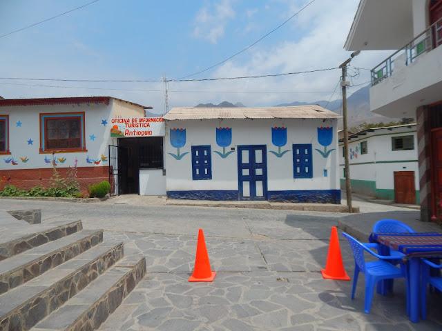 Antioquía Cochahuayco Huarochirí Lima