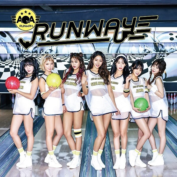 AOA – RUNWAY Lyrics 歌詞