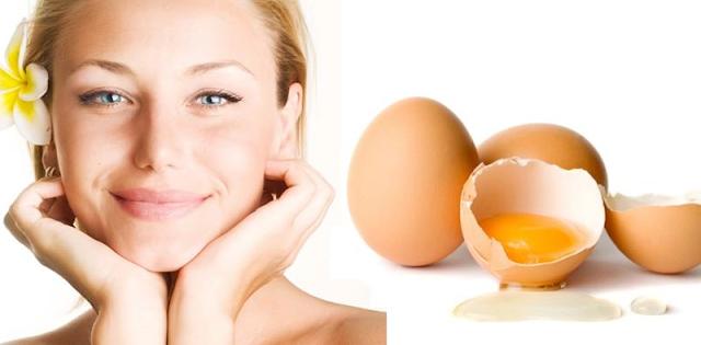 فوائد البيض العظيمة للجمال والشعر والبشرة