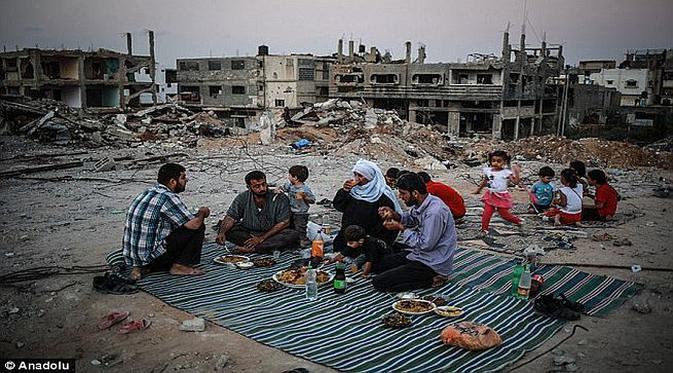Serangan Israel ke Gaza Lebih Parah dari 2014
