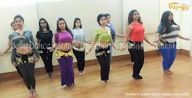 belly dance institute mumbai review