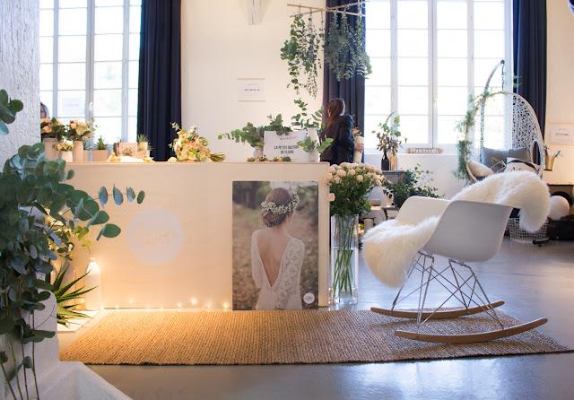 Salon du mariage alternatif  l'Amour l'amour la mode Lyon, fleurs mariage, decoration mariage, fleuriste mariage Lyon