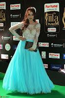 Telugu Actress Angela Krislinzki in transparent top at IIFA Awards 2017 Exclusive 11.JPG