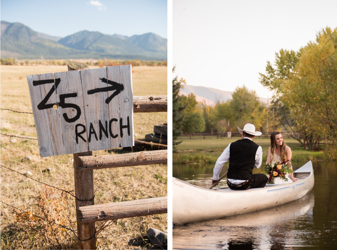 Montana Wedding / Cali Frankovic Photography