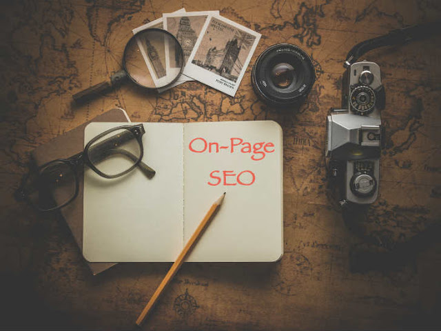 On-page SEO image