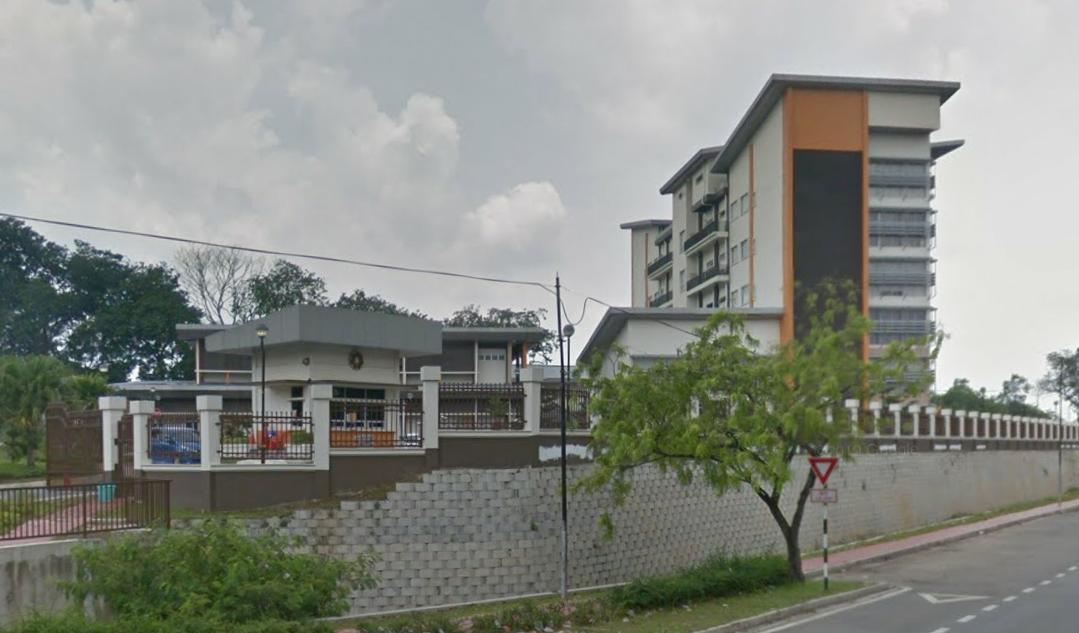 Pejabat SPRM Shah Alam