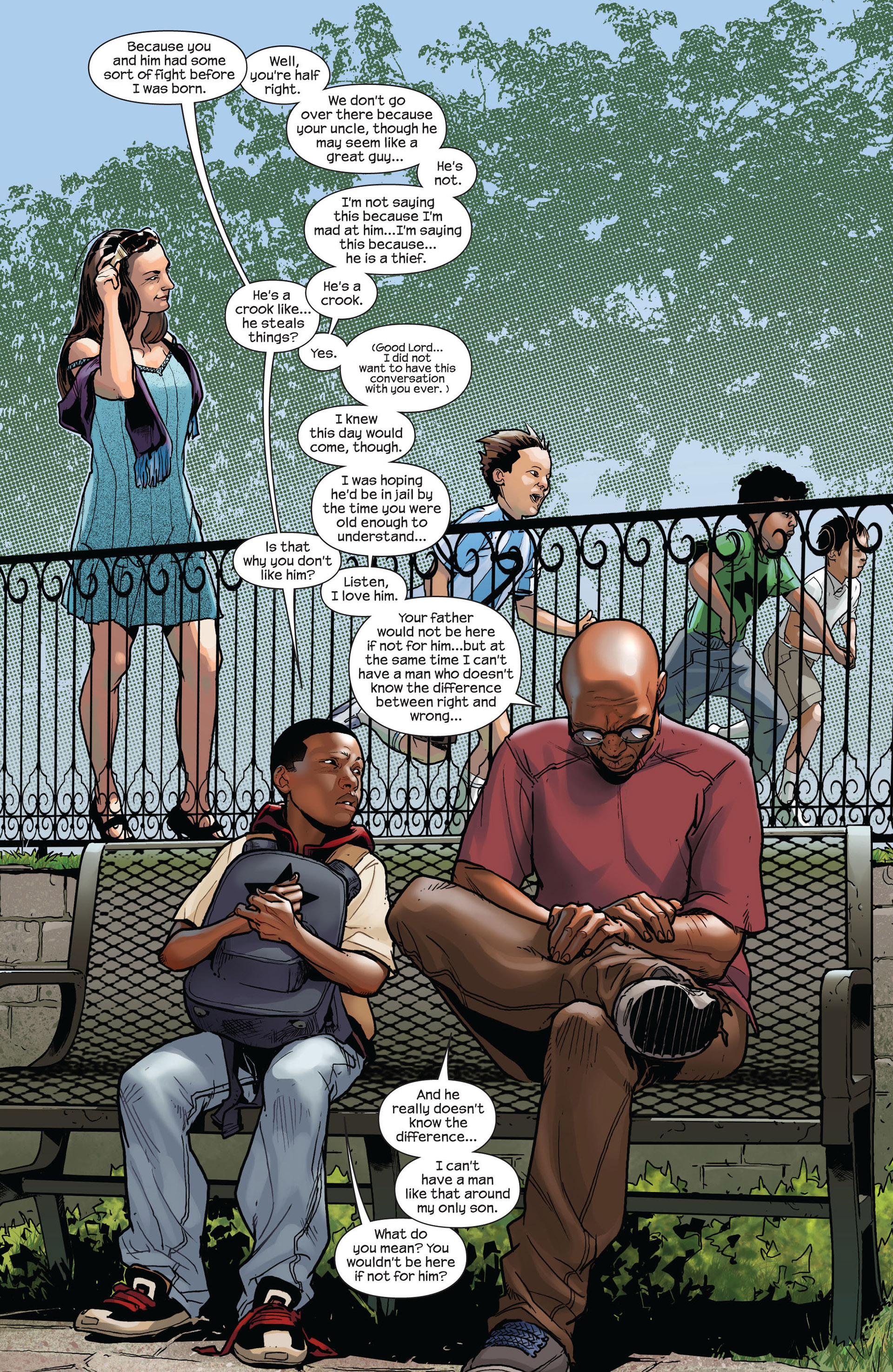 Read online Ultimate Comics Spider-Man (2011) comic -  Issue #2 - 14