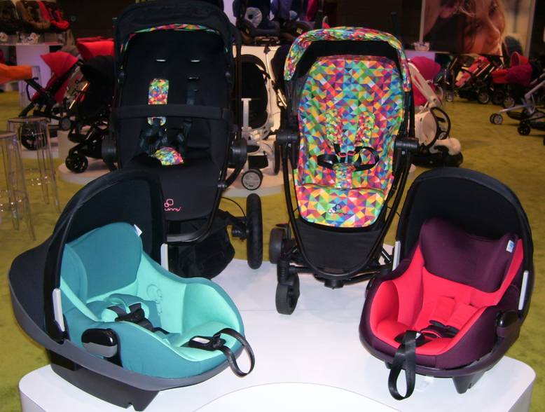 Maxi Cosi And Quinny 2012 Baby Chic News