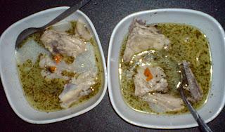 leves recept csírkehússal
