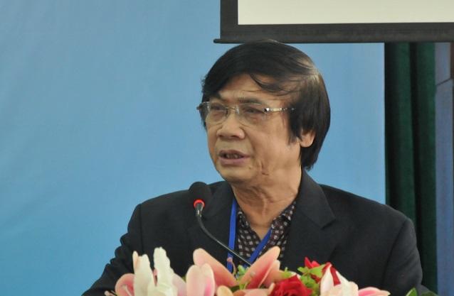 Ông Trần Ngọc Chính - Chủ tịch Hội quy hoạch phát triển đô thị Việt Nam