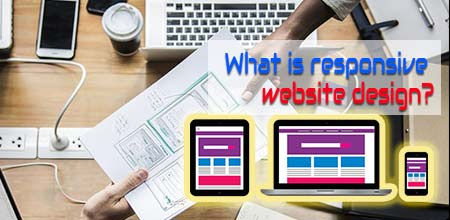 What is responsive design and why is it important?
