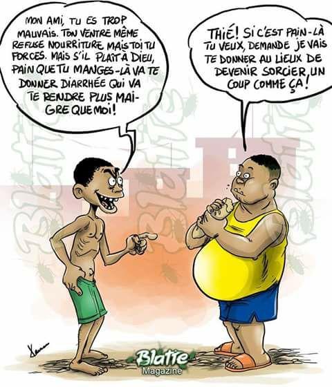 Fabuleux Comment forcer gros à donner son repas Mdr !!! | LEUK SENEGAL KD17