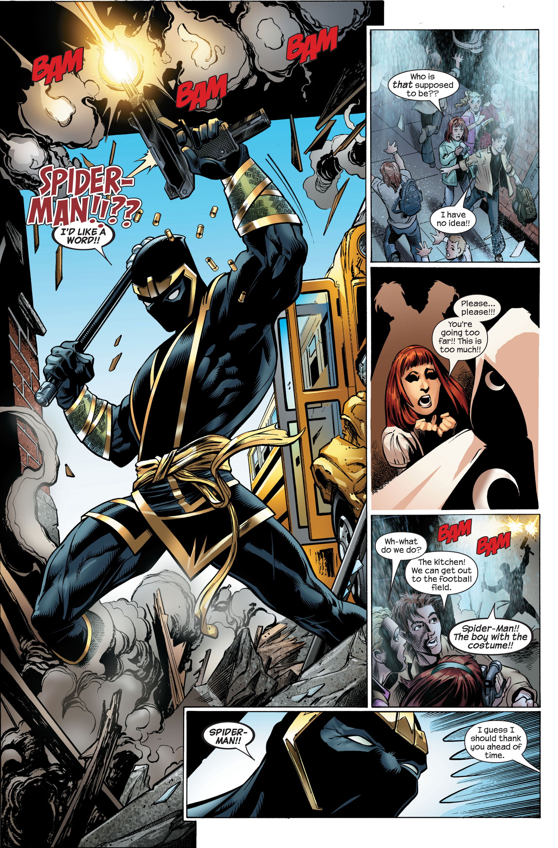 Read online Ultimate Spider-Man (2000) comic -  Issue #108 - 15