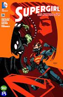 Os Novos 52! Supergirl #24