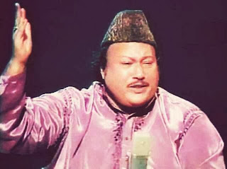 Yaad Unki Rahe Dil Mein Aankhon Mein Madina Ho Nusrat Fateh Ali Khan