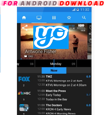 FOR ANDROID DOWNLOAD: Download Premium YOTV Guide HBO