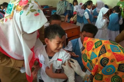 12 Kelurahan Di Kota Malang Terserang Wabah Virus Difteri