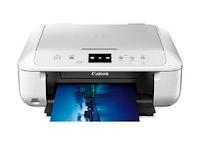L'impressionnant Canon Pixma MG6853 peut imprimer, numériser et copier. Il offre une interface conviviale et une résolution de haute qualité, idéale pour l'impression photo