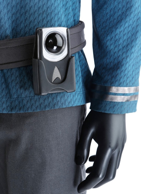 Star Trek Into Darkness Starfleet communicator prop